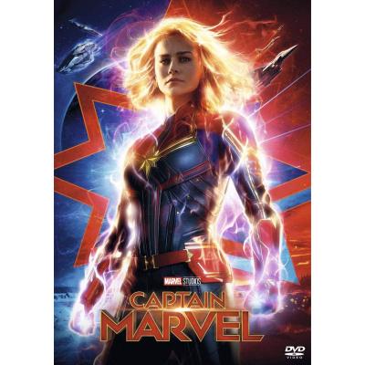 Foto van Captain Marvel DVD