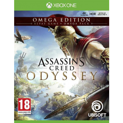 Foto van Assassin's Creed Odyssey Omega Edition XBOX ONE
