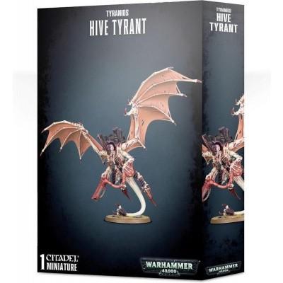 Tyranids Hive Tyrant/The Swarmlord WARHAMMER 40K