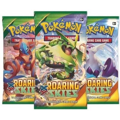 TCG Booster Pack Pokemon X&Y Roaring Skies POKEMON