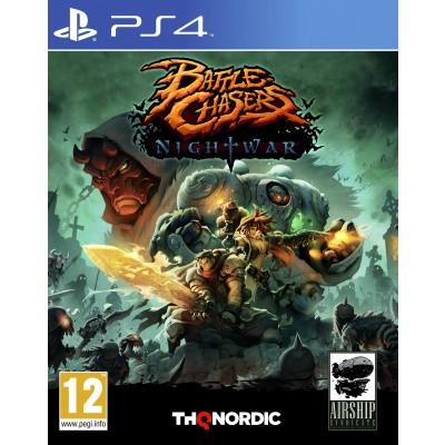 Foto van Battle Chasers: Nightwar PS4