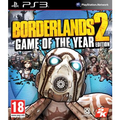 Foto van Borderlands 2 Game Of The Year Edit PS3