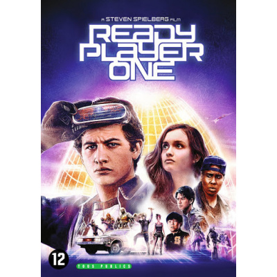Foto van Ready Player One DVD