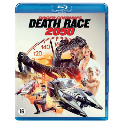 Foto van Death Race 2050 BLU-RAY