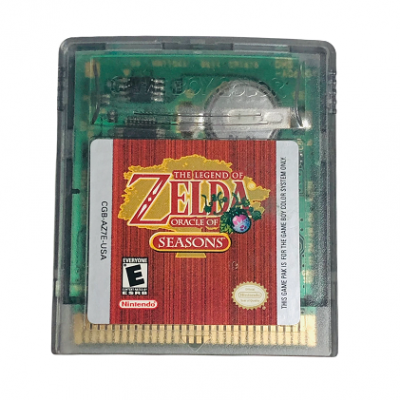 Foto van The Legend Of Zelda Oracle Of Seasons (Cartridge Only) GBC