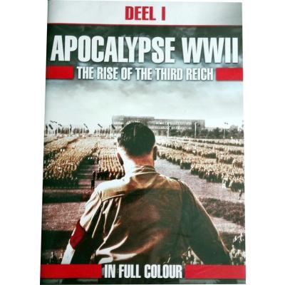 Foto van Apocalypse WWII - The Rise Of The Third Reich - Deel 1 DVD MOVIE
