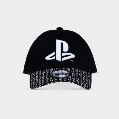 Sony PlayStation - Logo Baseball Cap MERCHANDISE