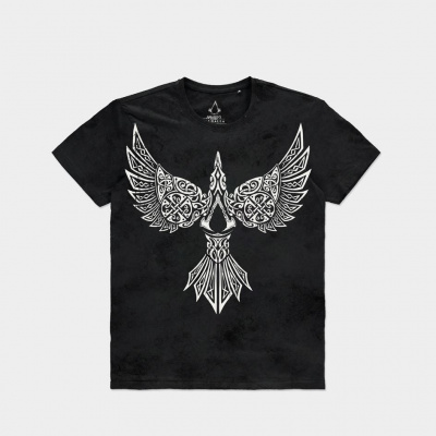 Foto van Assassin's Creed Valhalla - Raven Men's T-shirt - L