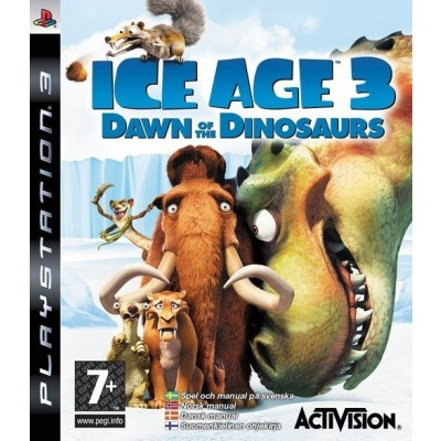 Foto van Ice Age 3 Dawn Of The Dinosaurs PS3