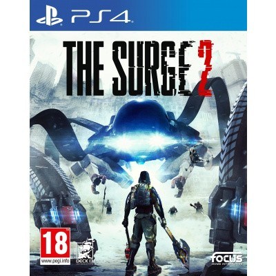 Foto van The Surge 2 PS4