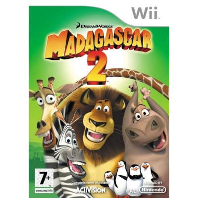 Madagascar 2 WII