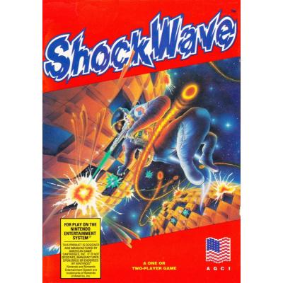 Shockwave (BOXED) NES (USA)
