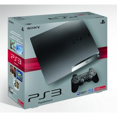 Foto van Console 250Gb Slim PS3