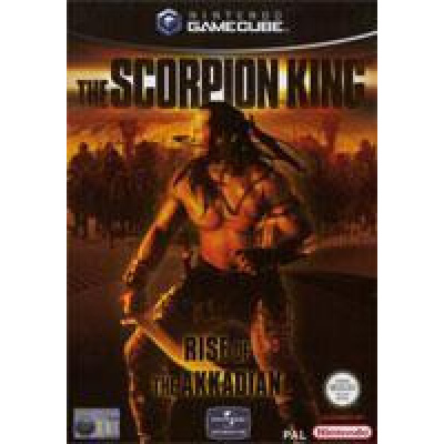 Foto van The Scorpion King: Rise of the Akkadian Nintendo GameCube