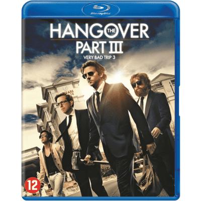Foto van The Hangover Part III BLU-RAY
