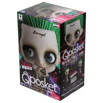 Foto van Q Posket DC Comics Suicide Squad Joker Figure A versie 14 cm MERCHANDISE