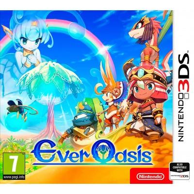 Foto van Ever Oasis 3DS