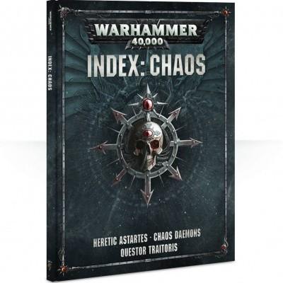 Index: Chaos Warhammer 40k