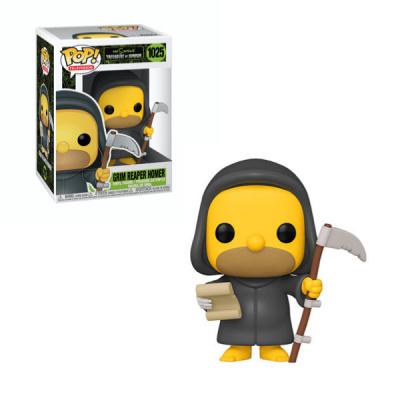 Pop! Television: The Simpsons - Grim Reaper Homer FUNKO
