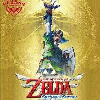 Foto van The Legend Of Zelda Skyward Sword Limited Edition Pack