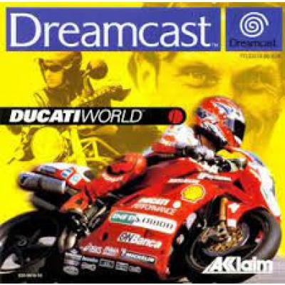 Foto van Ducati World Racing Challenge SEGA DREAMCAST