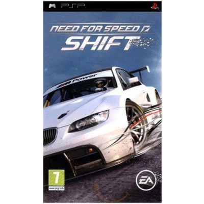 Foto van Need For Speed Shift PSP