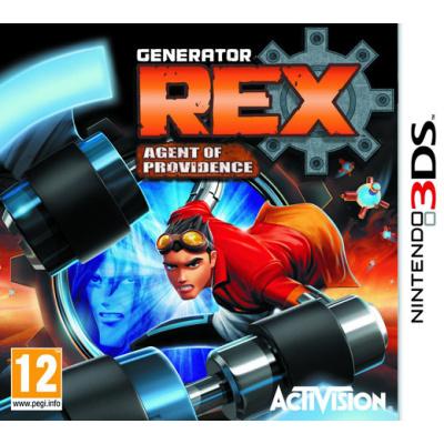 Foto van Generator Rex: Agent of Providence 3DS