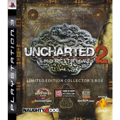 Uncharted 2 Among Thieves Limited PS3