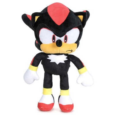 Sonic the Hedgehog - Shadow Pluche 33cm PLUCHES