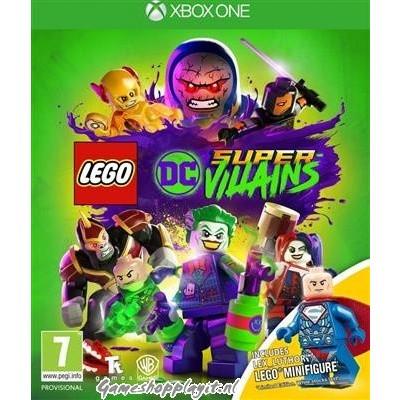 Lego DC Super-Villains (Toy Edition) XBOX ONE