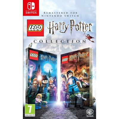 Foto van Lego Harry Potter Collection