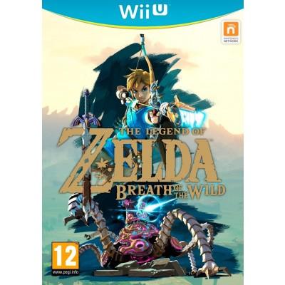 Zelda: Breath Of The Wild WII U