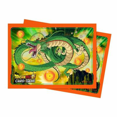Foto van Tcg Sleeves Dragon Ball Series 3 V3 Dragon Ball Trading Card Game DRAGON BALL