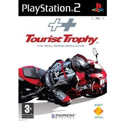 Tourist Trophy: The Real Riding Simulator PS2