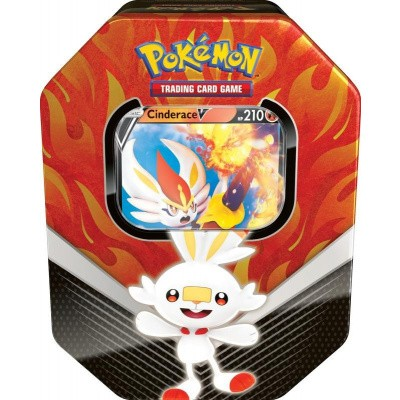 TCG Pokémon Spring Tin 2020 - Galar Partners Scorbunny POKEMON