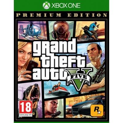 Grand Theft Auto 5 (Gta V) Premium Edition XBOX ONE