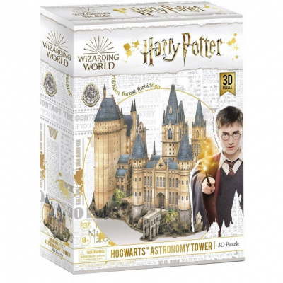 Wizarding World: Harry Potter - Hogwarts Astronomy Tower 3D Puzzle
