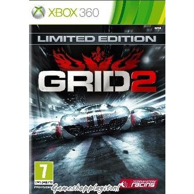 Foto van Grid 2 Limited Edition XBOX 360