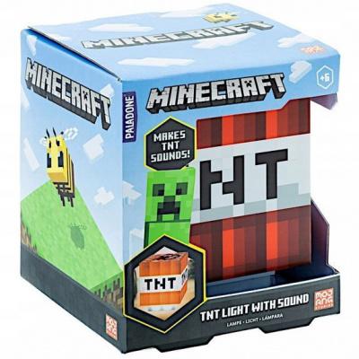 Foto van Minecraft: TNT Light with Sound MERCHANDISE