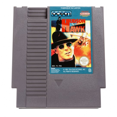 Foto van Hudson Hawk (Cartridge Only) NES
