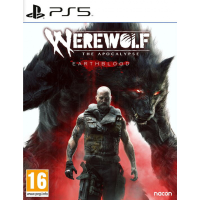 Werewolf: The Apocalypse - Earthblood PS5