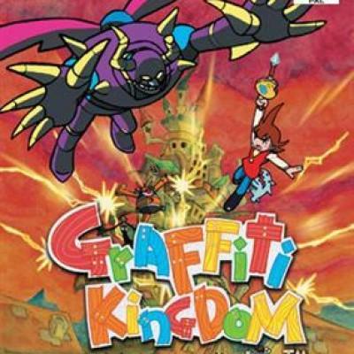 Foto van Graffiti Kingdom PS2