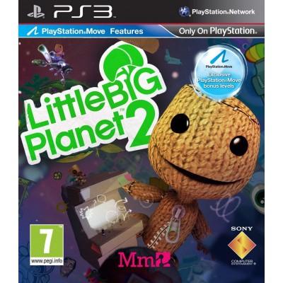 Foto van Little Big Planet 2 PS3