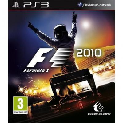 F1 2010 Formula 1 PS3