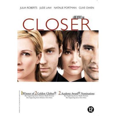 Foto van Closer DVD