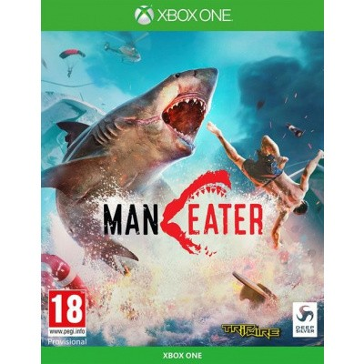 Foto van ManEater - Day One Edition XBOX ONE