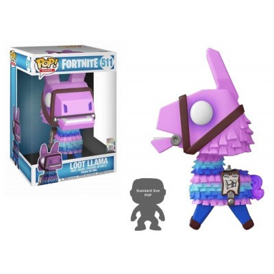 Foto van Pop! Games: Fortnite - Loot Llama 10 Inch FUNKO
