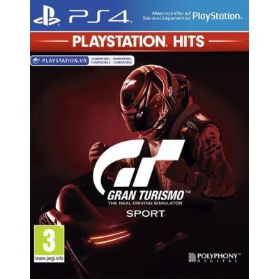Foto van Gran Turismo Sport (PlayStation Hits) PS4