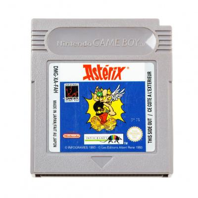 Foto van Asterix (Cartridge Only) GAMEBOY