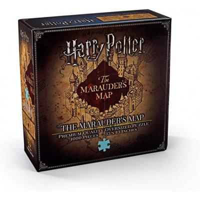 Harry Potter - The Marauder's Map Puzzle 1000pc PUZZEL